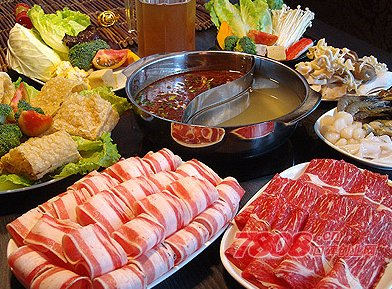 鲜煮艺火锅