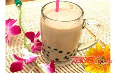 牧果多客奶茶加盟
