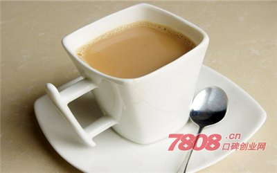 茶翼香浓奶茶加盟