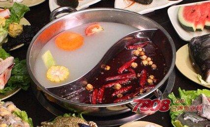 鲜煮艺养生火锅加盟