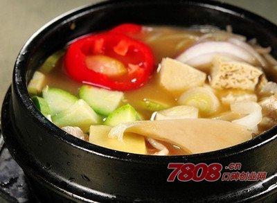 美石记韩式石锅饭