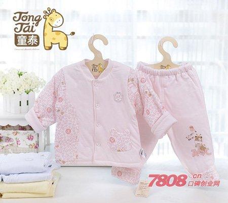 童泰童装宝宝衣服图片