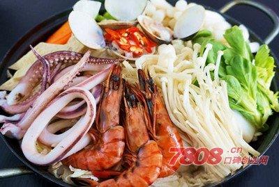 韩国年糕火锅,韩国年糕火锅加盟,火锅加盟