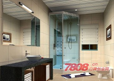 开柏仑卫浴加盟店需要多少钱