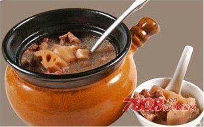 天徽韵煲瓦罐小吃可以加盟吗
