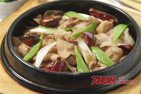 汉拿山石锅拌饭怎样加盟