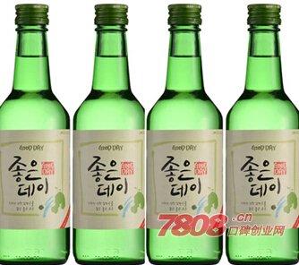 韩国清酒在我国大受追捧