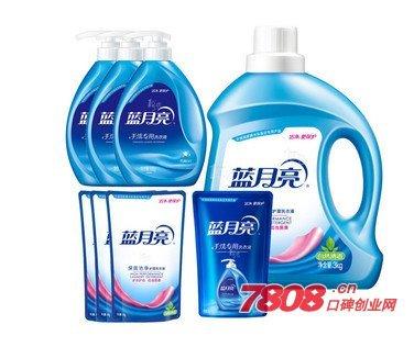 蓝月亮的出厂价是多少钱,蓝月亮,蓝月亮洗衣液
