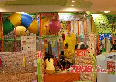 儿童乐园加盟需要多少钱,淘嘻乐儿童乐园,儿童乐园加盟