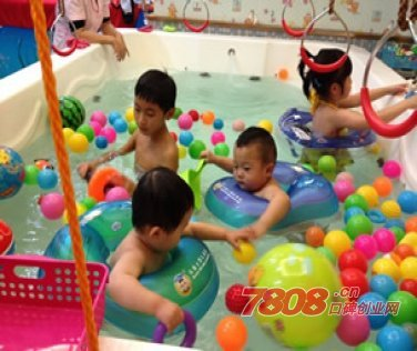 婴儿游泳馆加盟哪家好,开个婴儿游泳馆要多少钱,爱儿乐水育乐园