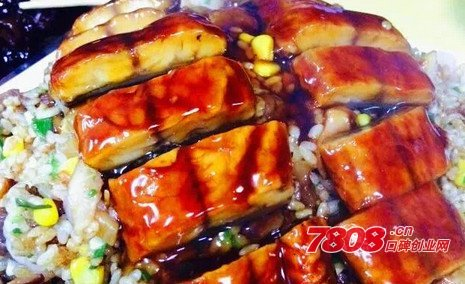 金口福炒饭+南京加盟