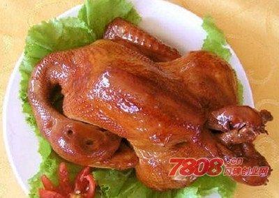 邯郸二毛烧鸡怎么加盟,二毛烧鸡