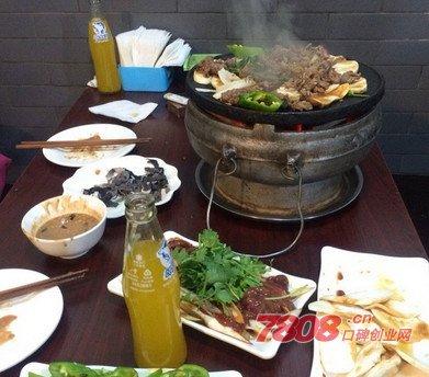 北京刘记炙子烤肉加盟