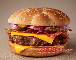 美汁堡加盟费多少  2.98万元投资