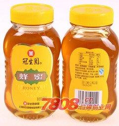 冠生园蜂蜜代理要多少钱(最低万元投资)