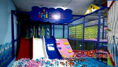 室内儿童游乐园加盟赚钱吗,淘嘻乐儿童乐园,淘嘻乐