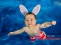 快来Get宝宝游泳正确方式