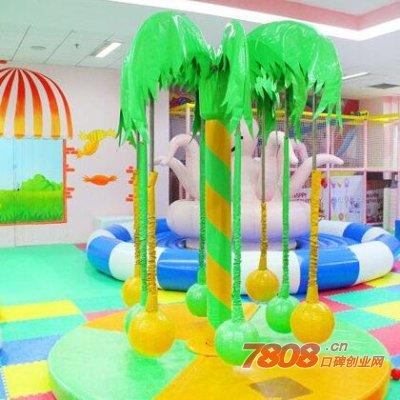 在乡镇开个室内儿童游乐园赚钱