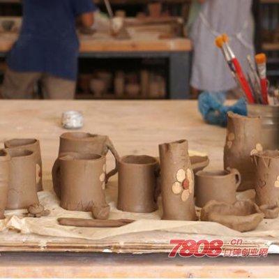 投资陶艺工坊需要多少钱