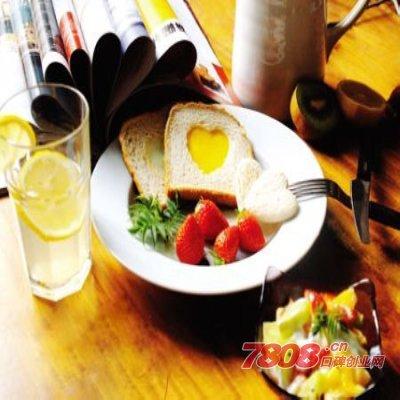 我想开一家早餐店,开一家早餐店的流程?
