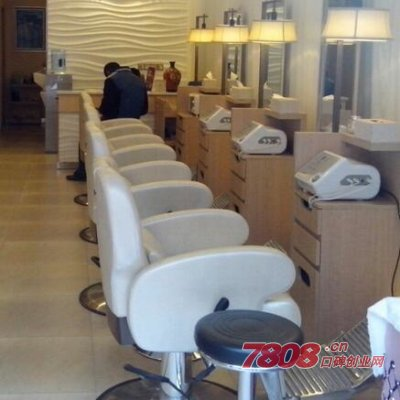 开丝域养发馆一年能赚多少钱