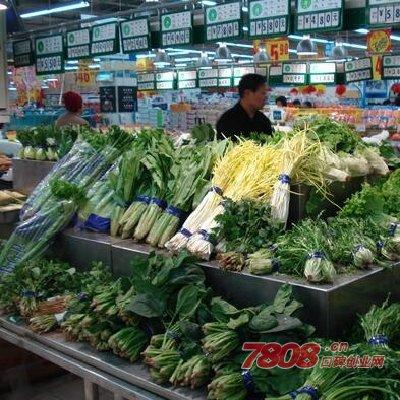 开个卖菜超市赚钱吗,一年能挣多少钱