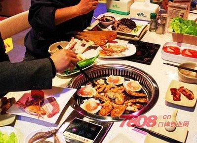 金诺郎韩式养生烤肉怎么加盟