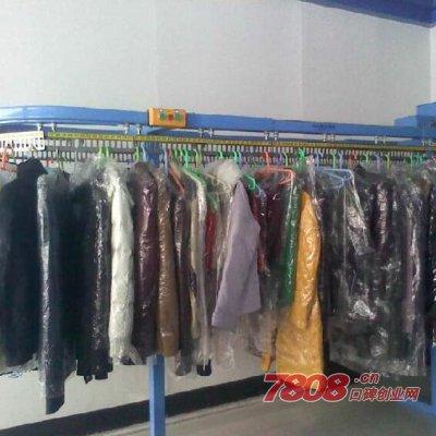 开一家洗衣店一年能赚多少钱