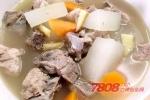 冬季滋补美味:冬瓜排骨汤的做法