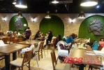 弃百万薪资 台湾未婚青年打造超人气亲子餐厅