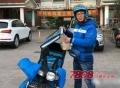 80后外卖小哥的创业理想:做个与骑行相关的项目