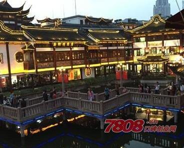 上海绿波廊餐厅官网怎么加盟费用多少