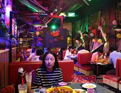 北京吧啦嘴肉蟹煲官网加盟电话和地址