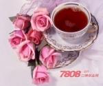 她喜爱花草茶_4