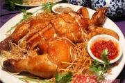 黄泥巴烤鸡