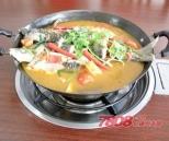范氏苗寨铁锅焖鸭